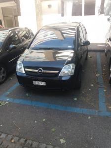 Opel meriva 1.7 TD