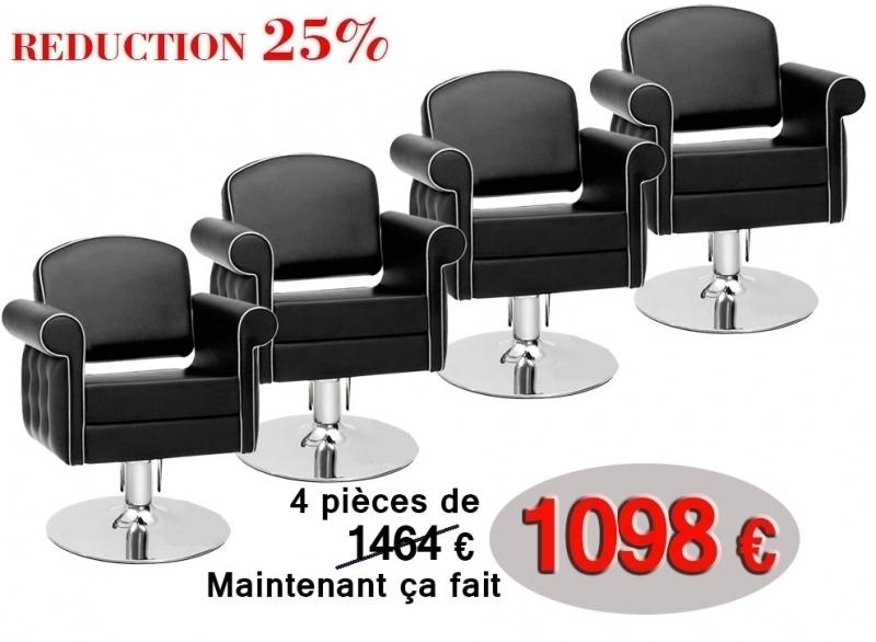 scrapeo 4 fauteuils salon blanc style le corbusier. Black Bedroom Furniture Sets. Home Design Ideas