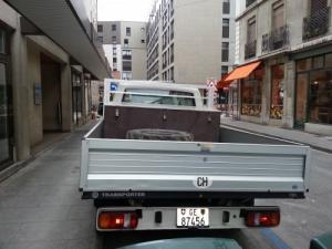 AVW Transporter 1.9 Diesel, cabine 3 pl.