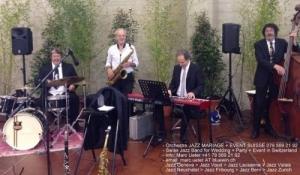 Jazz MURTEN Morat orchestre mariage Jazz