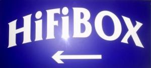 """HIFIBOX""""Le son est notre passion..."""""""