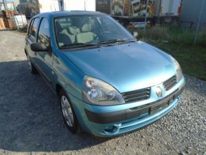 Renault Clio 1.2i 2006 164.000 Km
