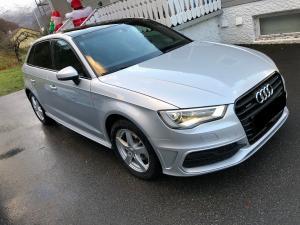 Audi A3 Diesel Grise