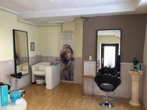 A remettre, salon de coiffure à Versoix (Genève)
