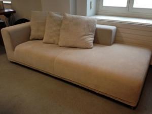 Confortable canapé