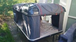A vendre tente de toit de voiture Maggio