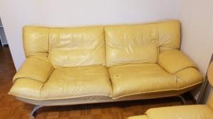 Canapés cuir