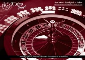 Soirée entreprise animation casino