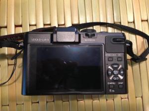 Compact Leica D Lux 6 , Noir