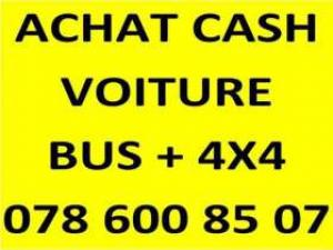 Achat Voitures+Jeep 4x4+Bus Occasion Export 0786008507