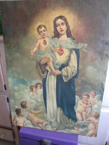 tableau iconique 1952