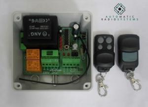 Kit commande pour moteur volet roulant
