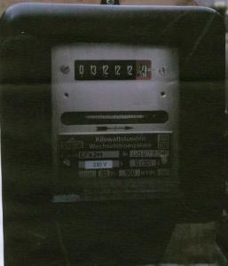 Compteur de consommation électrique