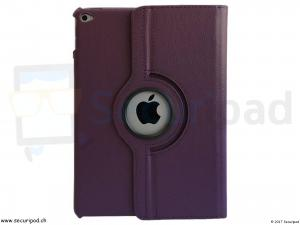 Etui / Fourre pour iPad Air 2 - Violet avec ouverture - Neuf