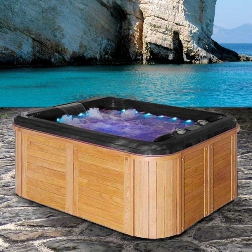 spa jacuzzi 5 places provil ge nephtis. Black Bedroom Furniture Sets. Home Design Ideas