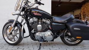 H-D Sportster Superlow 1200T