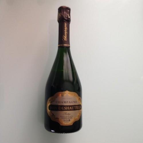 champagne  chardonnay blanc de blancs