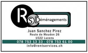 déménagements et services .