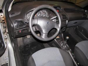 Peugeot 206 2.0 HDI 90 CT OK