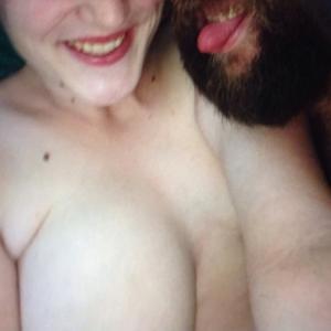 Nous couple homme et femme
