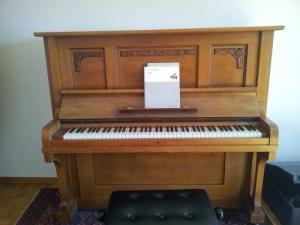 Piano Keller Cause déménagement