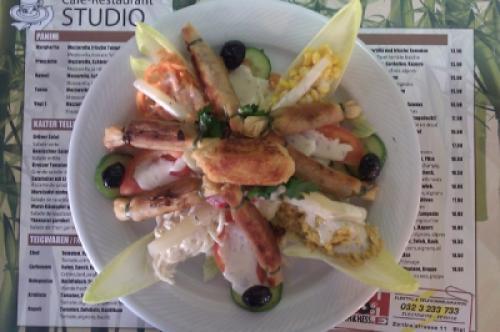 Café-restaurant Studio vous sert à Bienne