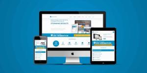 Création de site web moderne et pro