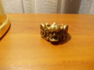 "Original Waffen SS ""Viking"" Ring"