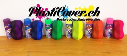 Plasticover - Plastidip Bleu Blaze mat