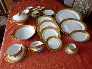 service de table porcelaine Haviland