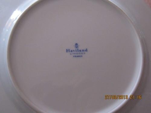 service de table porcelaine Haviland