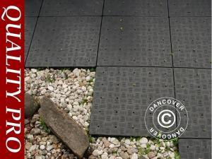 Kunststoffboden PRO 25 m² , Anthrazit