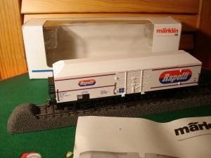 Marklin HO 4733 wagon Interfrigo Rapelli FS