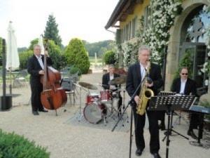 Mariage Porte des IRIS groupe Jazz 079