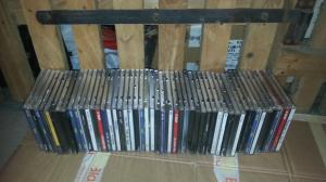 boîte de cd vide occasion  pièces   51 x
