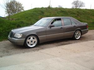 Mercedes 600 V12 Limousine rare