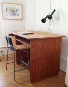 un bureau à soi - meuble de métier