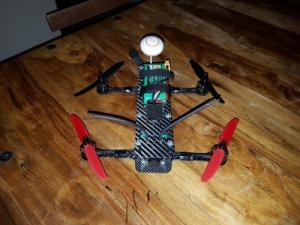Porket Racer 250 BNF, Quadcopter, Drone,