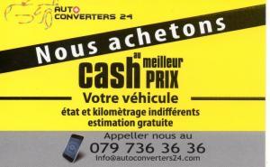 Achat Voitures+Jeep 4x4 +Bus Utilitaires ttes marques