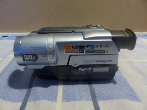 Caméscope Sony DCR TRV 140 Digital 8