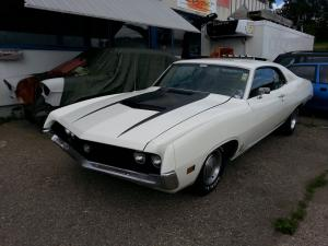 1971 Ford Torino GT sportroof 302ci.