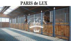 Abris pour chevaux, Boxes chevaux, Barns