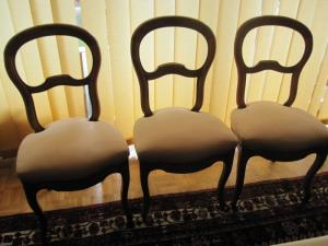6 Chaises Louis-Philippe