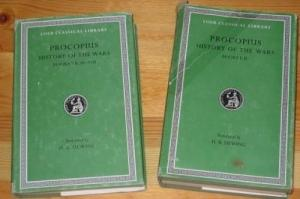 Procopuis history of the wars