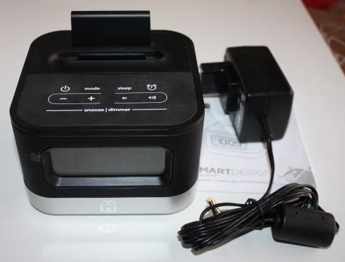 Radio-reveil SDI iHome iC50