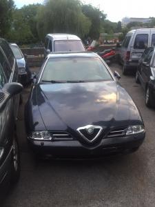Alfa Romeo 166 2.4 gtd, 2002, 206'000 km