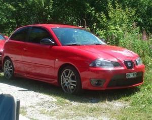 Seat Ibiza 1,8 Cupra