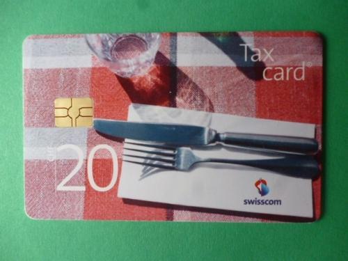 MSB : Serie - Tax Card -  Détente