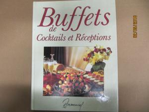 Livre Buffets de cocktails et réceptions