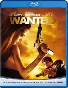 Wanted Blu-Ray Neuf avec emballage